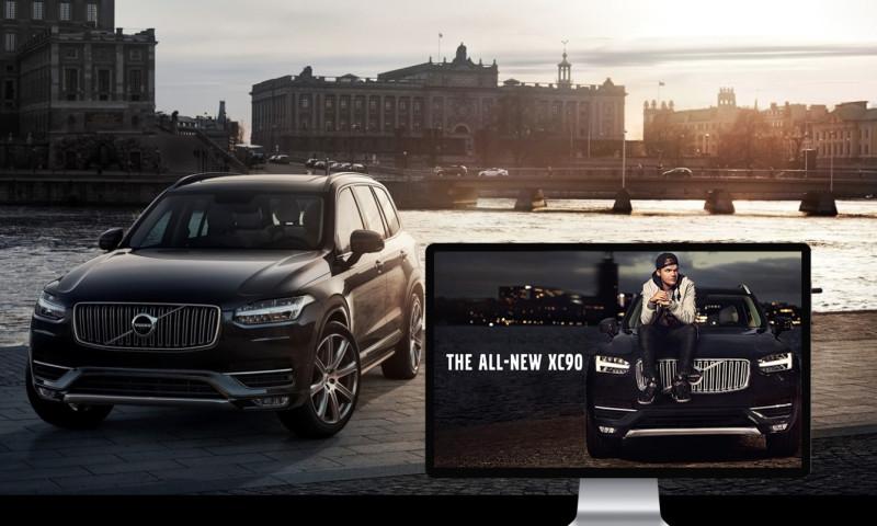 Graham Shapiro Design Ltd (GSD®) - Volvo