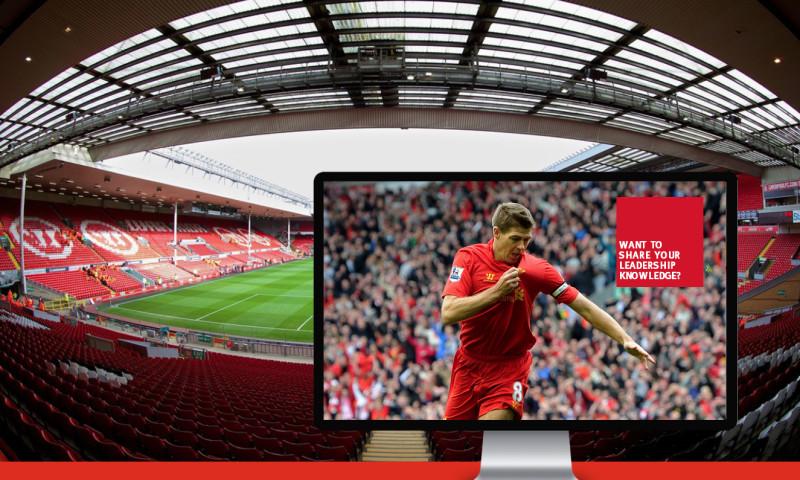 Graham Shapiro Design Ltd (GSD®) - Liverpool FC