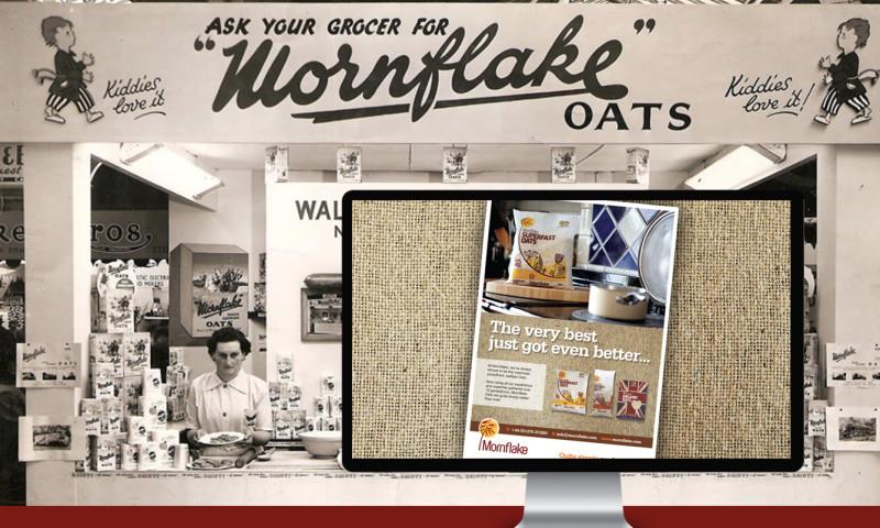 Graham Shapiro Design Ltd (GSD®) - Mornflake