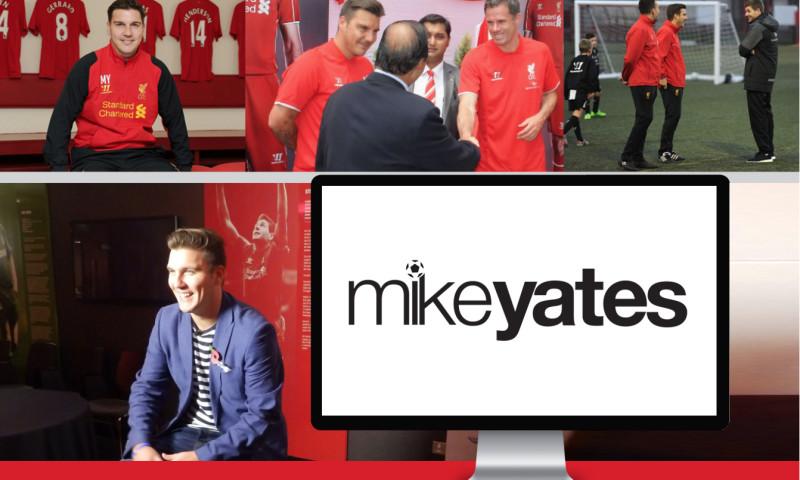 Graham Shapiro Design Ltd (GSD®) - Mike Yates, Liverpool FC
