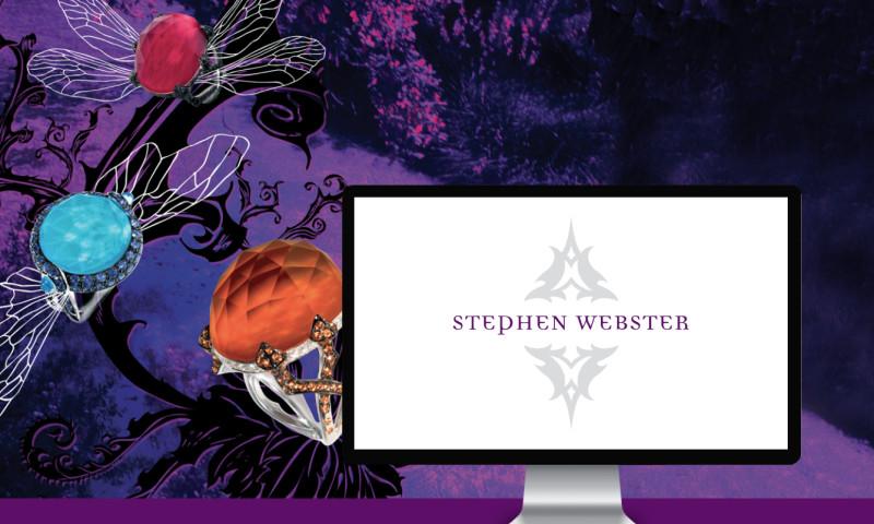 Graham Shapiro Design Ltd (GSD®) - Stephen Webster, British Luxury Jeweller of the Year