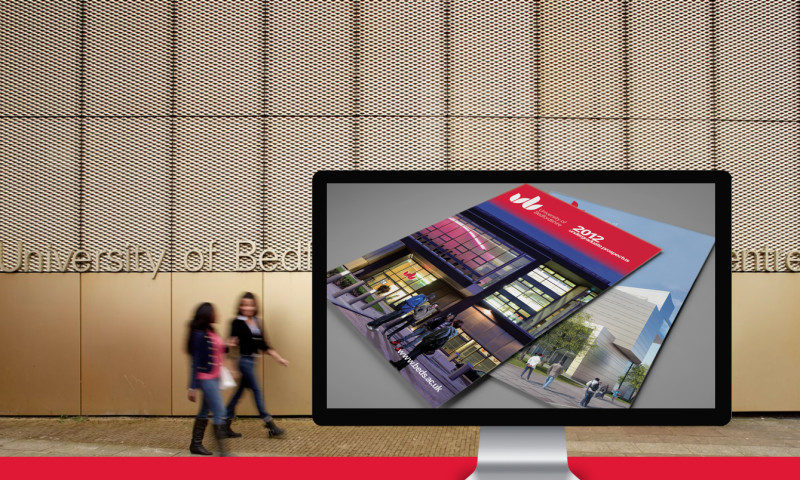 Graham Shapiro Design Ltd (GSD®) - University of Bedfordshire