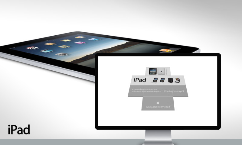 Graham Shapiro Design Ltd (GSD®) - Apple IPad