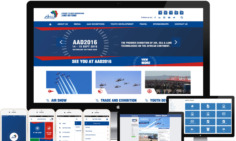 Pii Digital - African Aerospace and Defence