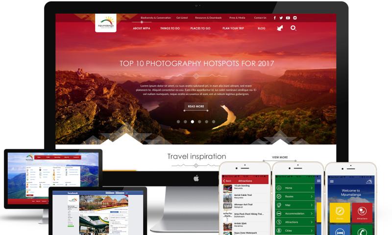 Pii Digital - Mpumalanga Tourism and Parks Agency