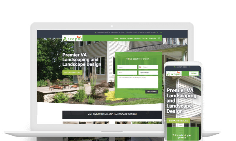 Enable - E-Scapes Landscaping