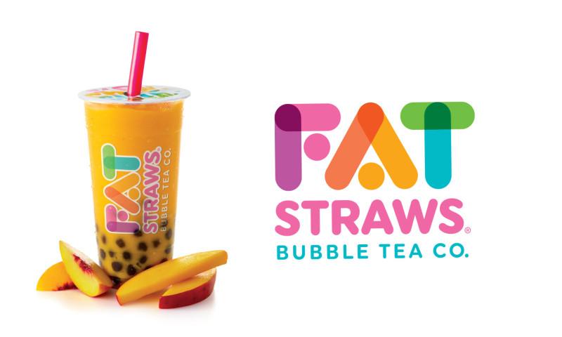 O&H Brand Design - Fat Straws Rebranding