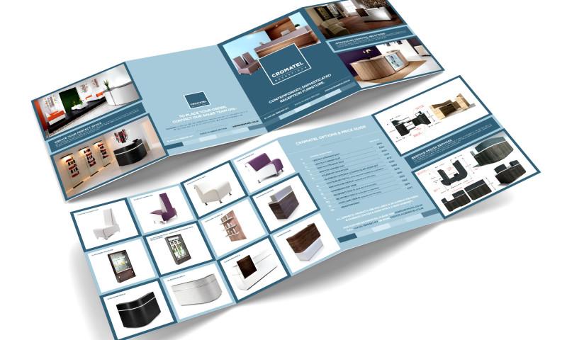 D&M Creative Limited - Cromatel Website & Brochure