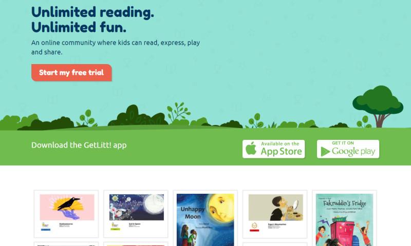 Techuz InfoWeb - Kids Website and App