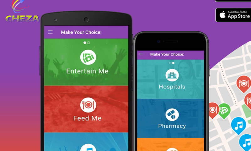 OnGraph Technologies - Cheza App