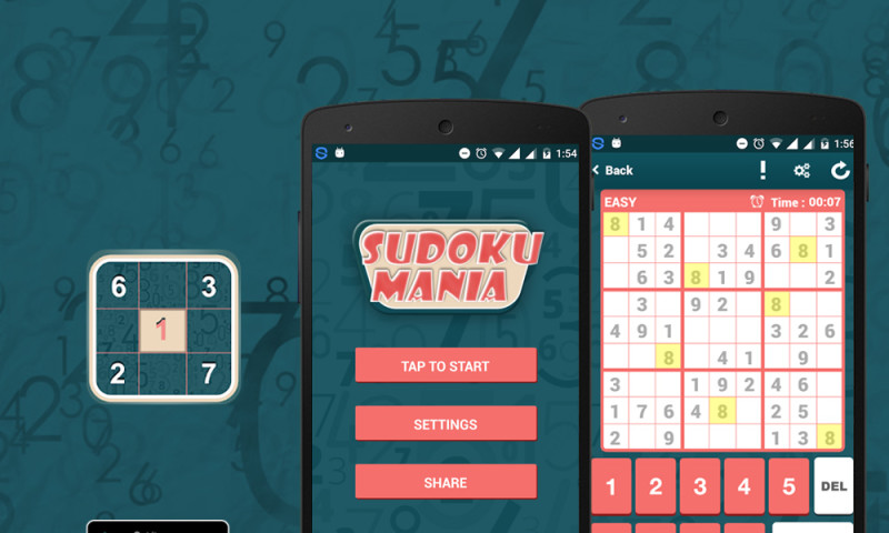 OnGraph Technologies - Sudoku Mania
