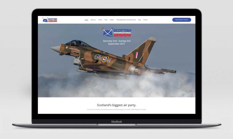 Launch Digital - Scottish International Airshow