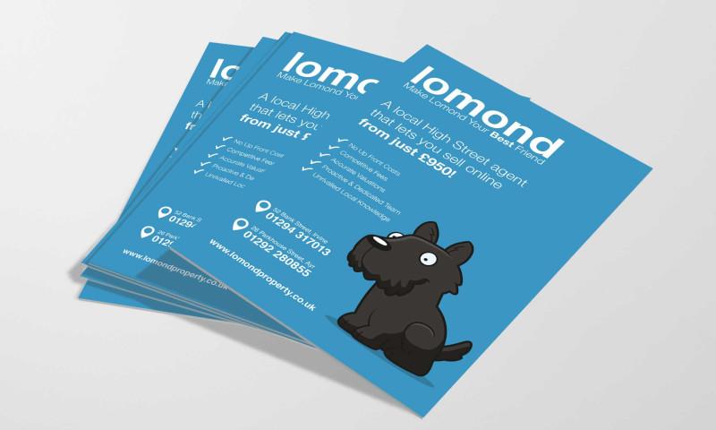 Launch Digital - Lomond Property