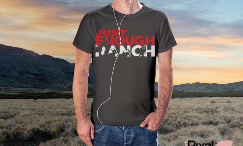 Pork Pixel - Just Enough Ranch