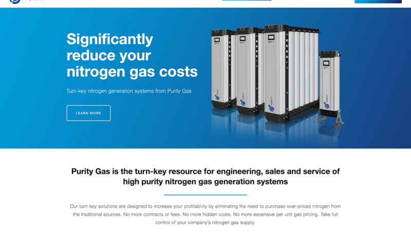 iTec Media - Purity Gas