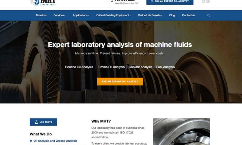 iTec Media - MRT Laboratories