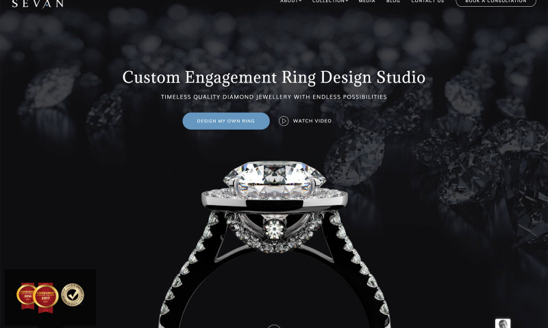 iTec Media - Design by Sevan