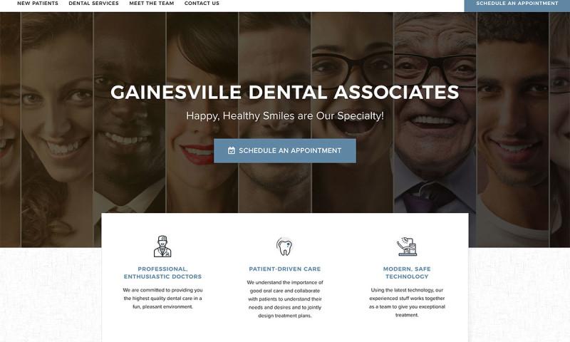 iTec Media - Gainesville Dental