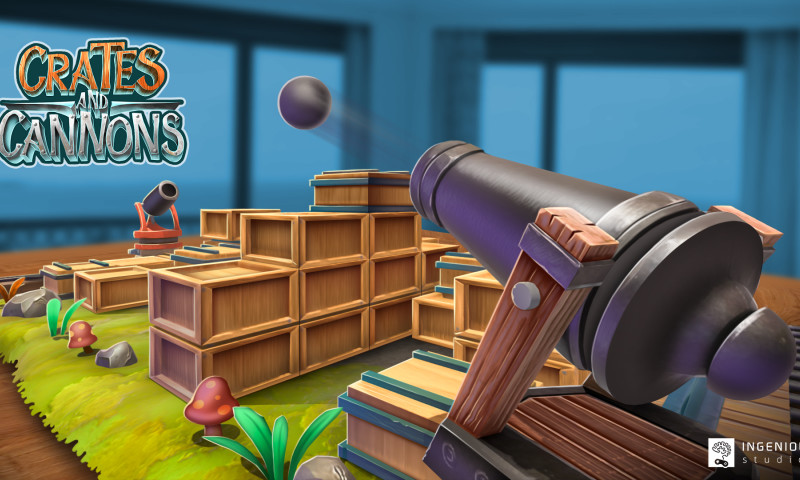 Ingenious Studios - Crates and Cannons