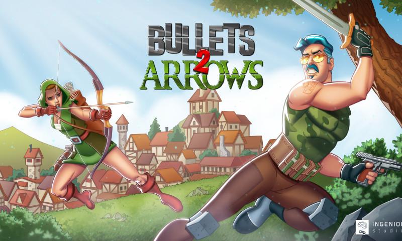 Ingenious Studios - Bullets 2 Arrows