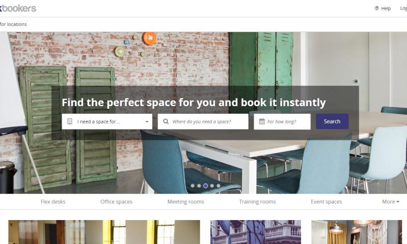 Web Experts - DeskBooker
