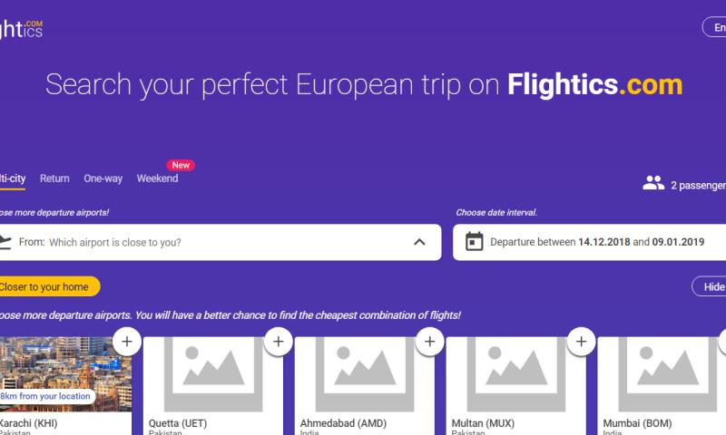 Web Experts - FLIGHTICS