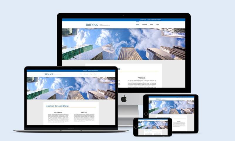 Mint Design Agency - Iridian