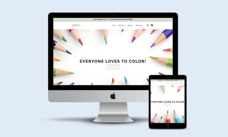 Mint Design Agency - Pera Colofing