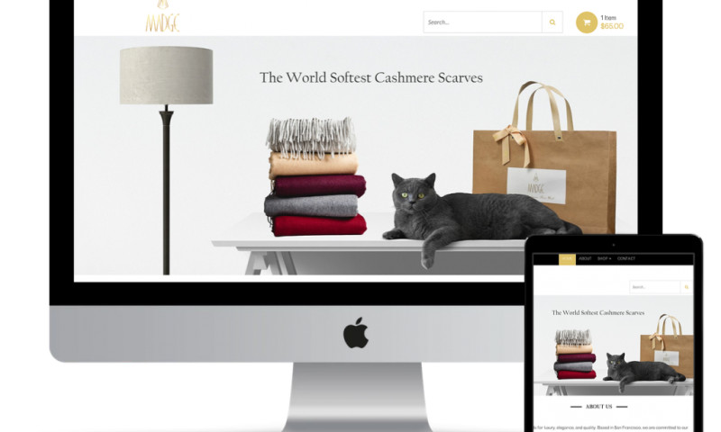 Mint Design Agency - Madge Scarves
