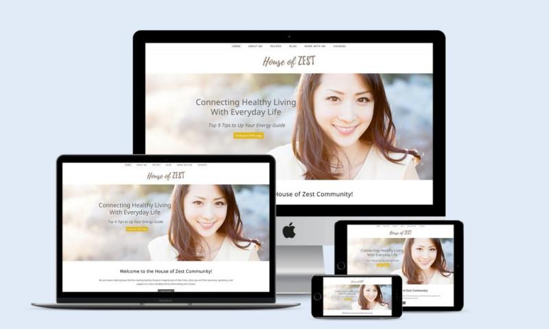 Mint Design Agency - House Of Zest