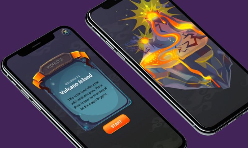 Bornfight - Aqua - Experimental Mobile Application