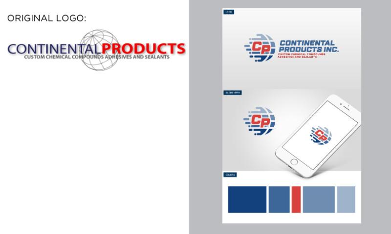 Afflecto Media Marketing - Continental Products Logo Design