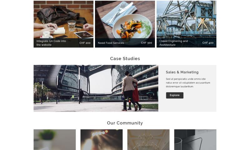 Techuz InfoWeb - Marketplace like Upwork