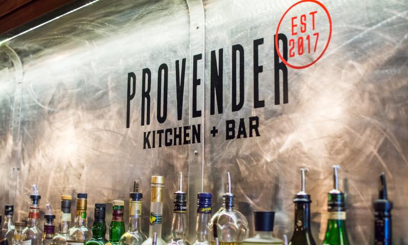 Studio Linear - Provender Kitchen + Bar