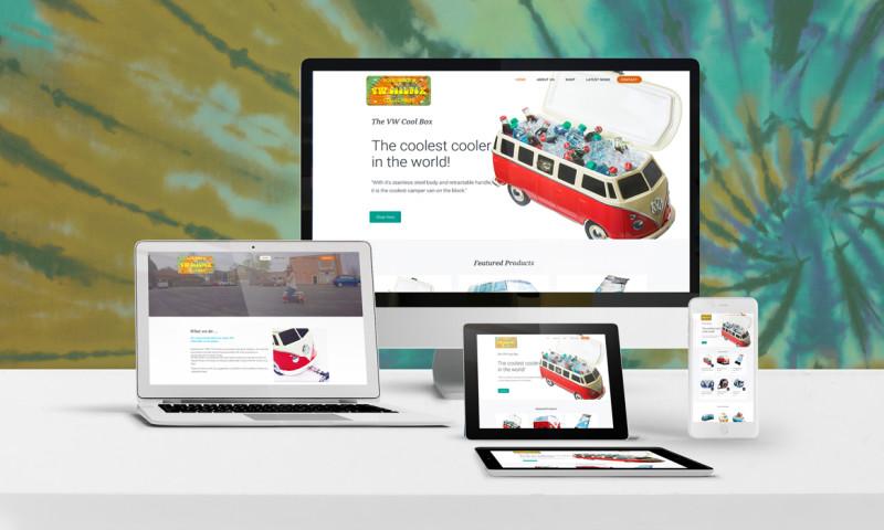 Magik Digital - VW Cool Box