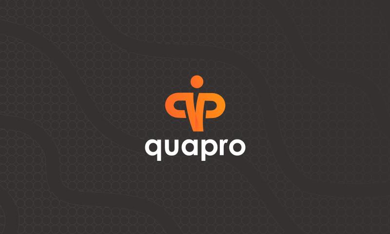 Dog Ear Marketing - Quapro Fitness Rebrand