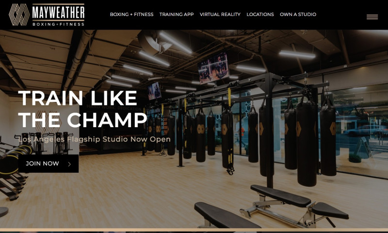 MAB - Mayweather Boxing and Fitness