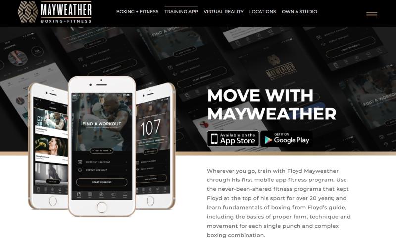 MAB - Mayweather App