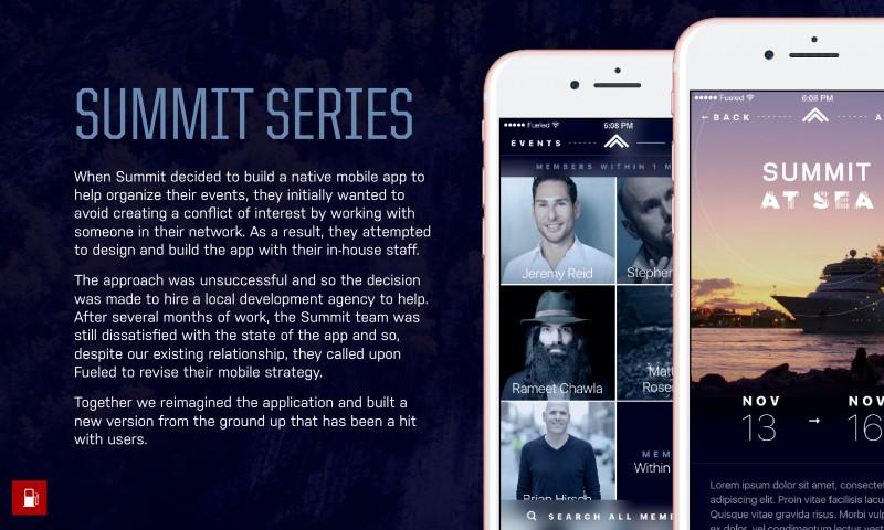 Fueled - Summit Series