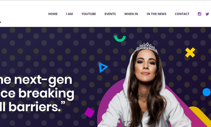 Oruga Studio - Mariana Atencio website
