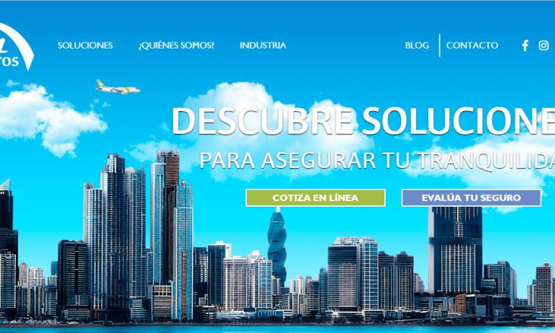 Oruga Studio - Rm Insurance website