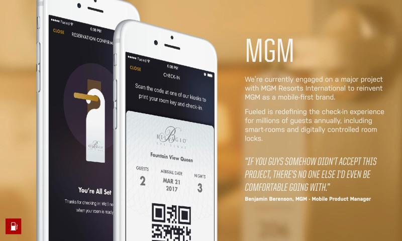 Fueled - MGM Resorts