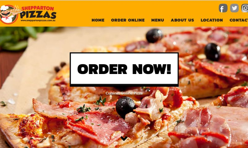 Quick SEO Help - Shepparton Pizzas
