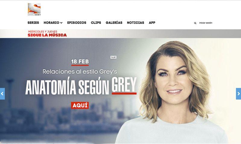 Oruga Studio - Sony website and content