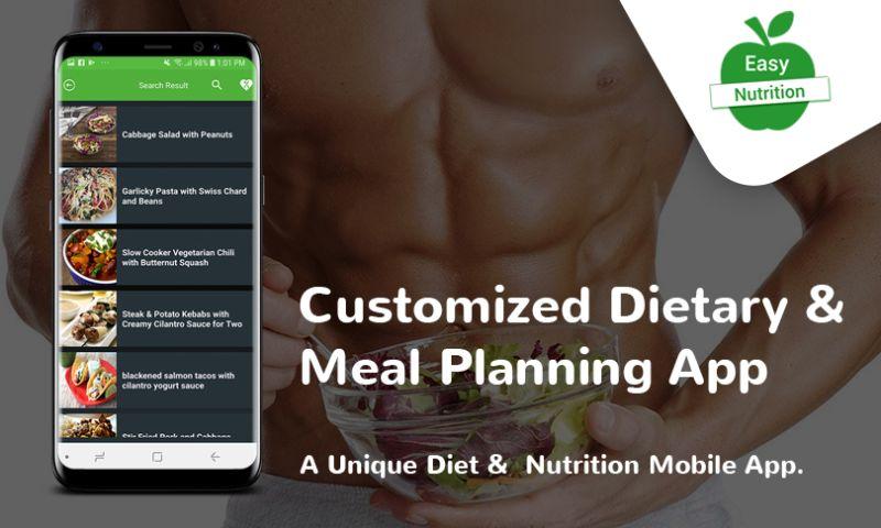 Excellent WebWorld - Diet Meal Plan App Development Solutions
