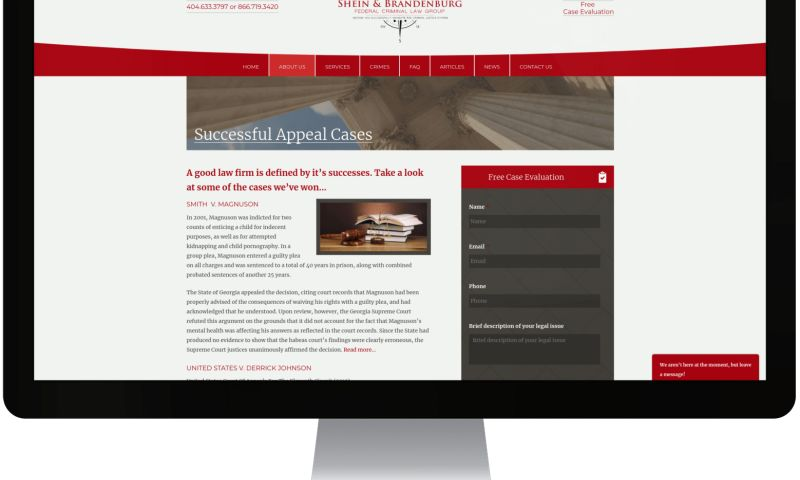 Double Up Digital - Federal Criminal Law Center