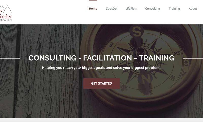 Mountaintop Web Design - Pathfinder Integration