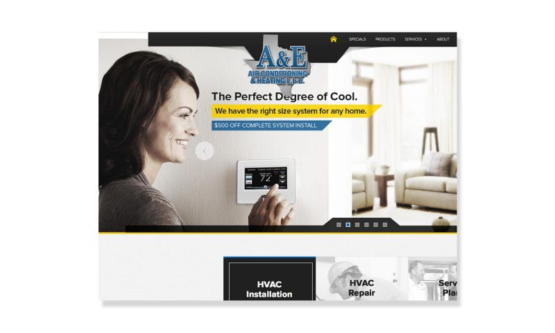 The PM Group - A&E Air Conditioning & Heating