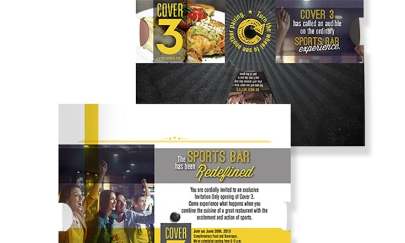 The PM Group - Cover 3 VIP Invite