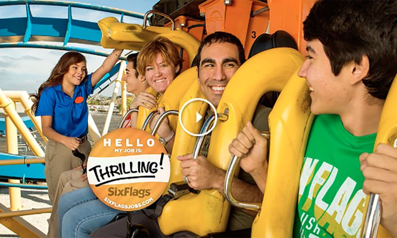 The PM Group - Six Flags Fiesta Texas